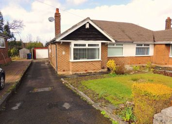 2 bed semi-detached bungalow for sale in Peterhouse Gardens, Woodley, Stockport SK6