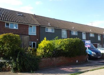 Thumbnail 4 bed terraced house for sale in Upton Road, Worthing, West Sussex