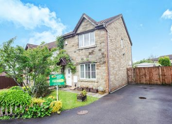 Thumbnail 3 bed semi-detached house for sale in Heol Y Cyw, Birchgrove, Swansea