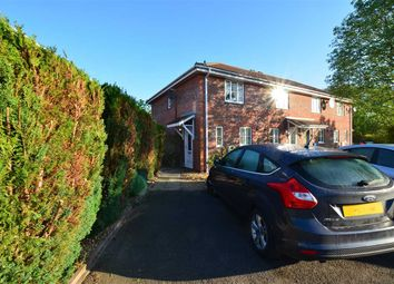 Thumbnail 2 bed end terrace house for sale in Arnald Way, Houghton Regis, Dunstable