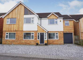 Long Furlong, Rugby CV22. 5 bed detached house for sale