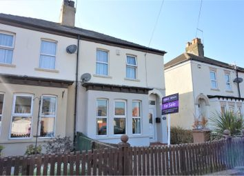 Thumbnail 3 bed semi-detached house for sale in Princes Avenue, Hedon
