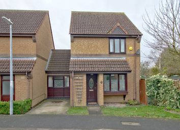 Thumbnail 3 bed link-detached house for sale in Lucerne Close, Cherry Hinton, Cambridge