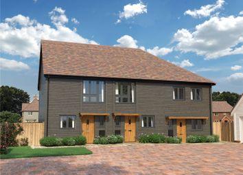 Thumbnail 2 bed terraced house for sale in Cherry Tree Lane, Cranleigh Road, Ewhurst, Surrey