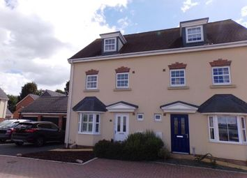 Thumbnail 3 bed end terrace house for sale in Wycombe Road Kingsway, Quedgeley, Gloucester, Gloucestershire