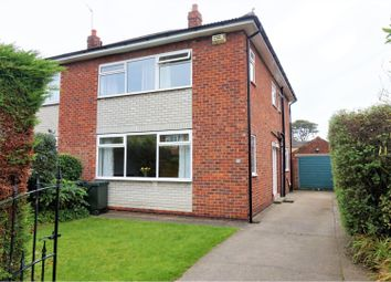 Thumbnail 4 bed semi-detached house for sale in Church Lane, Acklam, Middlesbrough