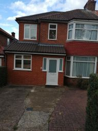 Thumbnail 3 bed semi-detached house for sale in Whitton Avenue East, Greenford