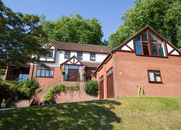 Thumbnail 5 bed detached house for sale in Parkfield Drive, Plymouth
