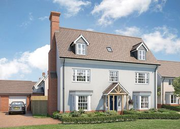 "Thumbnail 5 bed property for sale in ""The Birch"" at Factory Hill, Tiptree, Colchester"