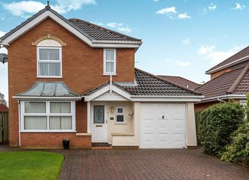 Thumbnail 4 bed detached house for sale in Farnborough Grove, Halewood, Liverpool