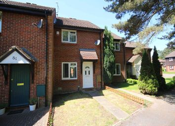 Thumbnail 2 bed terraced house for sale in Hythe Close, Bracknell