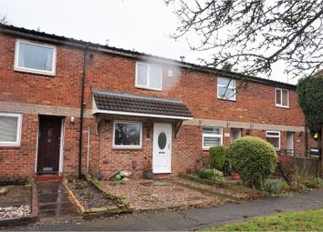 Thumbnail 2 bedroom terraced house for sale in Sinfin Avenue, Derby