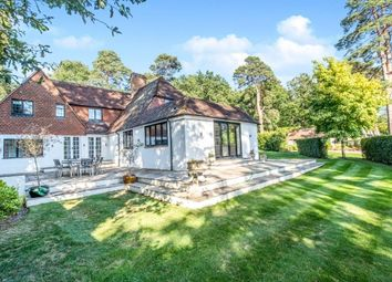 Thumbnail 3 bed cottage to rent in Golf Club Road, St. Georges Hill, Weybridge