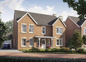 Thumbnail 5 bed detached house for sale in Broad Road, Hambrook