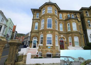 Thumbnail 2 bed flat for sale in Alexandra Gardens, Ventnor, Isle Of Wight.