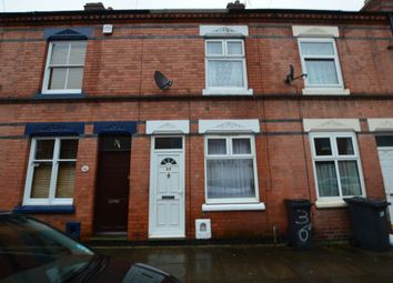 Thumbnail 4 bed terraced house to rent in Herschell Street, Evington