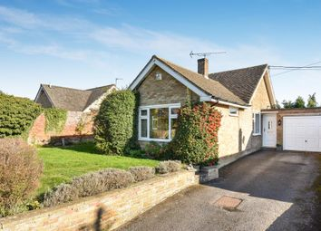 Thumbnail 4 bed detached bungalow for sale in East Street, Fritwell