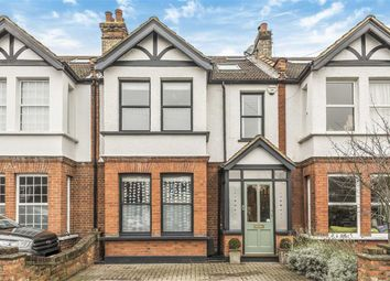 Thumbnail 4 bed terraced house for sale in Crescent Road, New Barnet, Hertfordshire