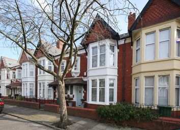 Thumbnail 4 bed terraced house for sale in Stallcourt Avenue, Roath, Cardiff