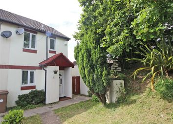 Thumbnail 3 bed semi-detached house for sale in Sedley Way, Crownhill, Plymouth