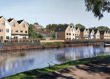 Thumbnail 3 bed town house for sale in Scholeys Wharf, Leach Lane, Mexborough, Rotherham, South Yorkshire