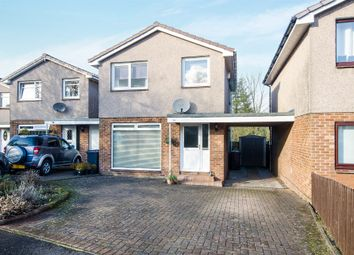 Thumbnail 3 bed detached house for sale in Cormack Avenue, Torrance, Glasgow