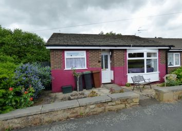 Thumbnail 2 bedroom semi-detached bungalow for sale in Ollersett Avenue, New Mills, High Peak, Derbyshire