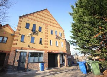Thumbnail 3 bed town house to rent in Drake Close, Canada Water, London