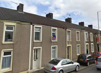 Thumbnail 4 bed terraced house to rent in Park Street, Treforest, Pontypridd