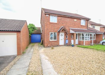 Thumbnail 2 bed semi-detached house for sale in Hawkeshead, Brownsover, Rugby