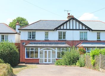 Thumbnail 3 bed semi-detached house for sale in Fortescue Road, Sidmouth