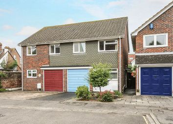 Thumbnail 3 bed semi-detached house for sale in Clydesdale Avenue, Chichester