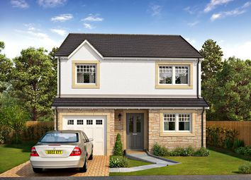 Thumbnail 4 bed detached house for sale in Strathord Park, Linn Road, Stanley, Perth & Kinross