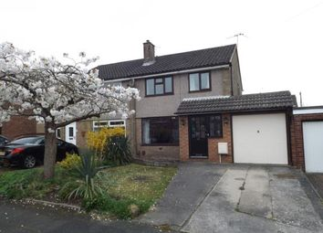 Thumbnail 3 bed semi-detached house for sale in Beaumaris Crescent, Hazel Grove, Stockport, Cheshire