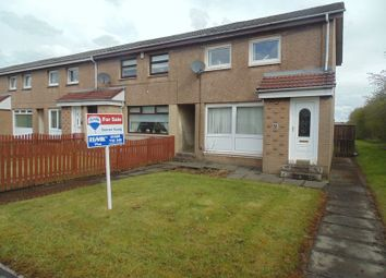 Thumbnail 2 bed property for sale in Earl View, New Stevenston, Motherwell