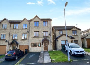 Thumbnail 3 bed end terrace house for sale in Seven Acres, Denholme, Bradford