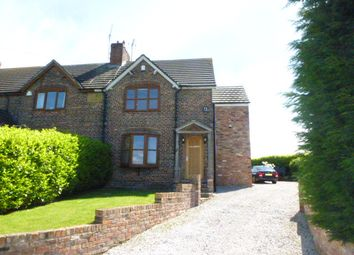 Thumbnail 3 bed semi-detached house to rent in Whites Lane, Weston, Crewe, Cheshire