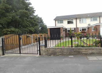 Thumbnail 3 bed mews house for sale in Cross Lane, Marple, Stockport