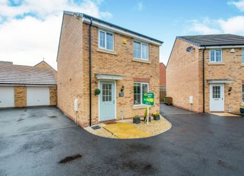 Thumbnail 3 bedroom detached house for sale in Bro Ger-Y-Nant, Caerphilly
