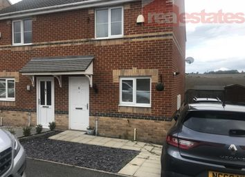 Thumbnail 2 bed semi-detached house to rent in Primrose Gardens, St. Helen Auckland, Bishop Auckland