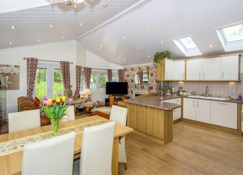 Thumbnail 3 bed mobile/park home for sale in Matchams Lane, Hurn, Christchurch