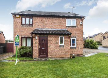 Thumbnail 2 bed semi-detached house for sale in Nursery Gardens, Yarm