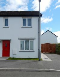 Thumbnail 2 bed semi-detached house for sale in Feather Field Close, St Ives