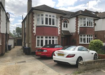 Thumbnail 3 bed semi-detached house to rent in Prince George Avenue, London