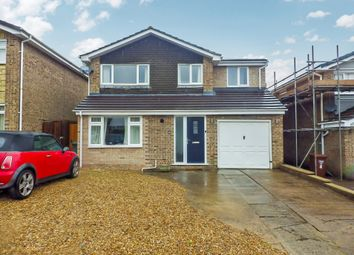 Thumbnail 4 bed detached house to rent in Ravensmead, Banbury, Oxon