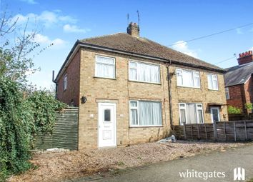 Thumbnail 3 bed semi-detached house for sale in Lea Close, Thurmaston, Leicester, Leicestershire