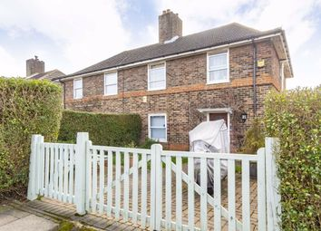 Thumbnail 1 bed flat for sale in Whatley Avenue, London