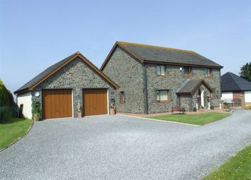 Thumbnail 4 bed detached house for sale in Salthouse Point, Pencaerfenni Parc, Crofty