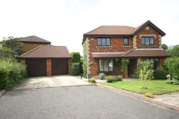Thumbnail 4 bed detached house to rent in Kilrymont Crescent, St. Andrews