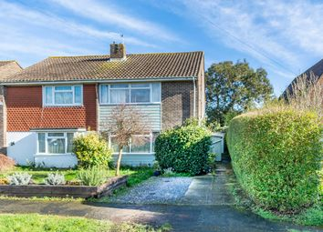 Thumbnail 3 bed semi-detached house for sale in Elm Grove South, Barnham, West Sussex